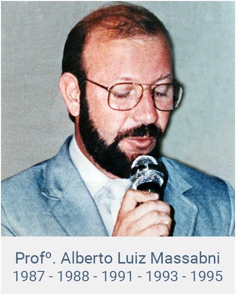 Profº. Alberto Luiz Massabni