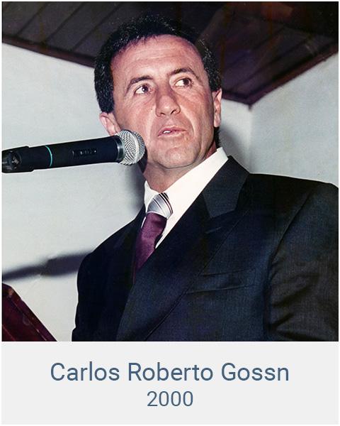 Dr. Carlos Roberto Gossn