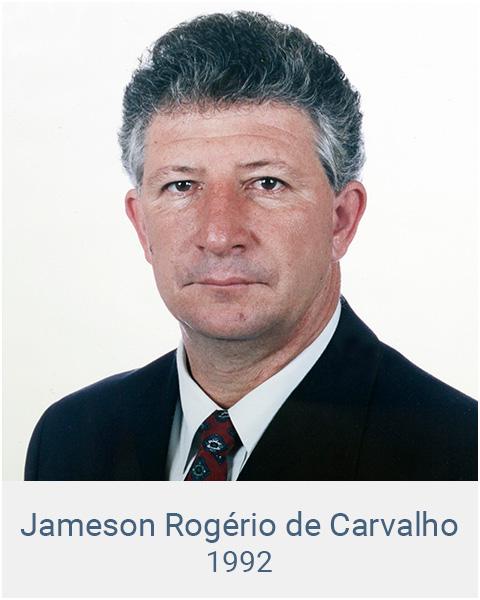 Jameson Rogério de Carvalho
