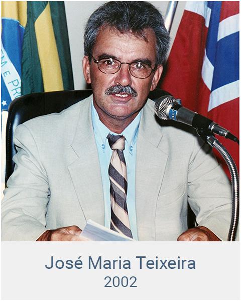 José Maria Teixeira