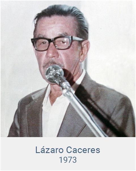 Lazaro Caceres