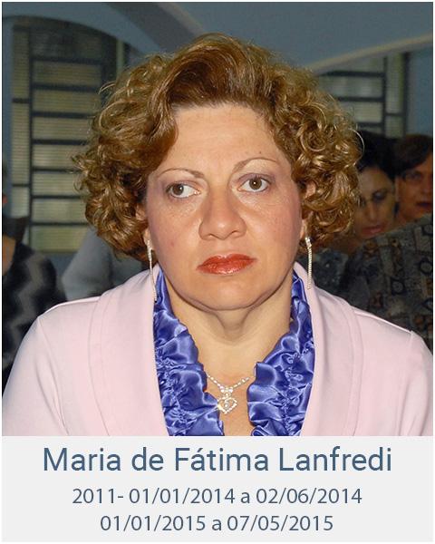 Maria de Fátima Lanfredi dos Santos