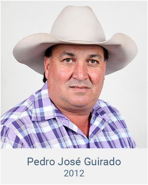 Pedro José Guirado