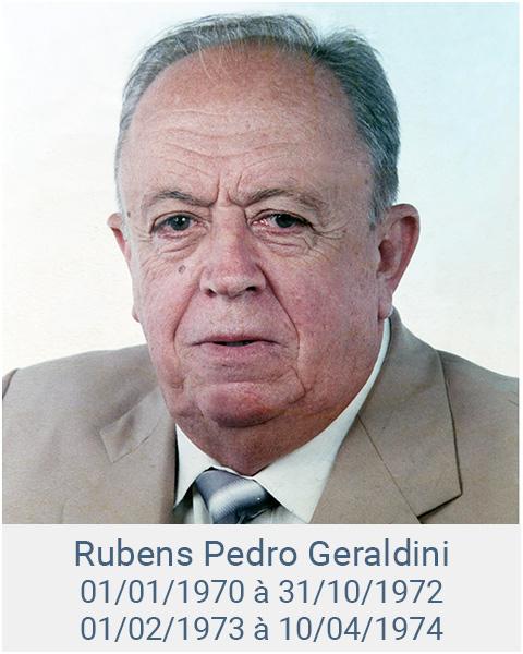 Rubens Pedro Geraldini