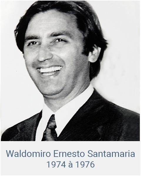 Waldomiro Ernesto Santamaria